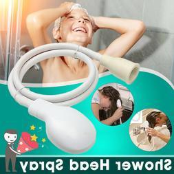 Dog Shower Spray Hose Bath Tub Sink Faucet Attachment Washin