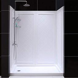 "DreamLine SlimLine 30"" by 60"" Shower Base Right Hand Drain a"