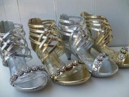 Dress High Heels Shoes For Toddler Girls. Many Sizes.