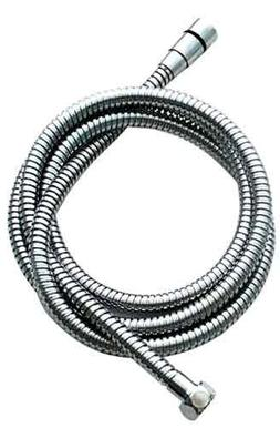 Jaclo DSW-3060-PCH Double Spiral Brass Hose with Swivel End,