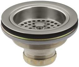 Duostrainer Sink Strainer - Finish: Vibrant Brushed Nickel