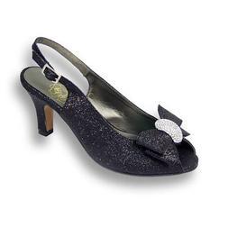 emely women wide width evening dress shoe
