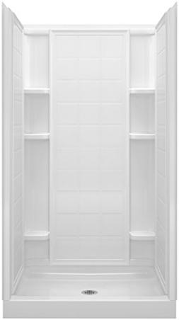 STERLING 72110100-0 Ensemble 42 Series 7211 Tile Alcove Show
