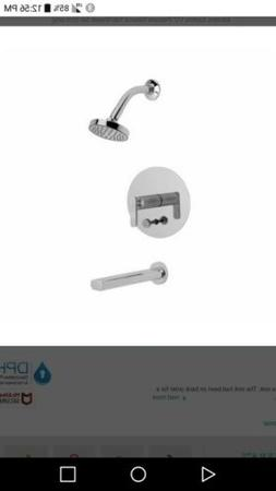 ALTMANS EXT34XSN Tub And Shower Set