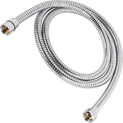 Flexible 304 Stainless Steel Shower Hose - Universal Fit - F