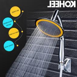 <font><b>Shower</b></font> Head Water Saving Rain Handheld <