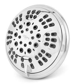 6 Function Adjustable Luxury Shower Head - High Pressure Boo