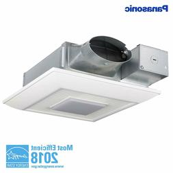 Panasonic FV-0510VSL1 WhisperValue DC Fan/LED Light
