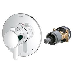 Grohe GrohFlex Cosmopolitan Dual Function Thermostatic Trim