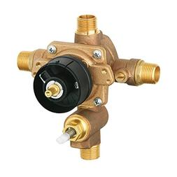 Grohsafe Pressure Balance Rough-In Valve With Built-In Sprin
