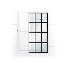 "Coastal Shower Doors GS1P40.80O-C Gridscape 40"" x 80"" Series"