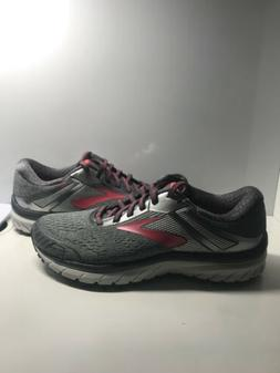 Brooks GTS 18 Size US 11 M  Women's Running Shoes Silver 120