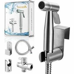 Abedoe Hand Held Bidet Toilet Sprayer Kit Bathroom Cloth Dia