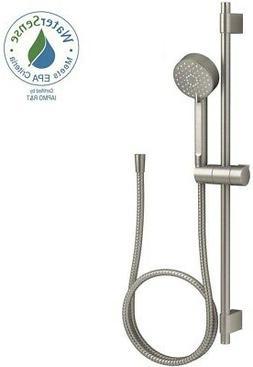 KOHLER Hand Held Shower Head 3 Spray  Slide Bar Kit Bathroom