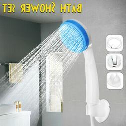 Handheld Shower Head Bathroom Water-Saving Sprayer Water Val