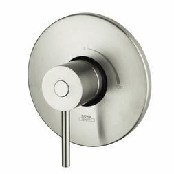 AXOR Hansgrohe 38418821Uno Pressure Balance Trim, Brushed Ni