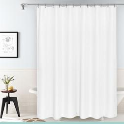 NEW Deluxe  Shower Curtain Liner Heavyweight with Metal Grom