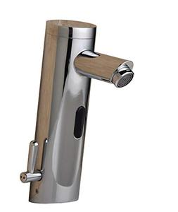 Home Deck Mount Touch Free Automatic Sensor Sink Faucet with