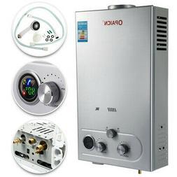 Hot Water Heater 18L 4.8GPM Digital Control 36kw Instant Boi
