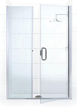 Coastal Shower Doors Illusion Series Frameless Shower Door &