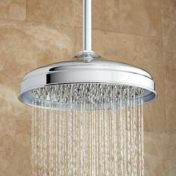 "Isola Shower System with 12"" Rainfall Shower 3 Body Sprays i"