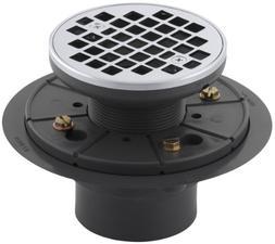 Kohler K-9135-CP Round Design Tile-In Shower Drain, Polished