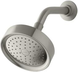 KOHLER K-965-AK-BN Purist Single Function Katalyst Showerhea