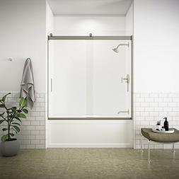 KOHLER K-706000-L-MX Levity  Bypass Bath Door with Handle an