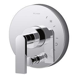 Kohler K-T73117-4-CP Composed Trim with Diverter and Lever H