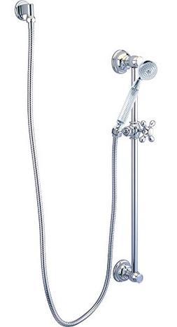 Kingston Brass Kak3421W1 Professional Shower Combination - P