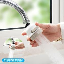 Kitchen Faucet Shower Tap Nozzle Sprayers Adjustable Filter