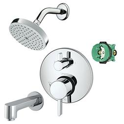 Hansgrohe KST04447-04342-13PC-2 Raindance Shower Faucet Kit