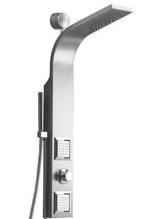1205 rainfall stainless shower spa