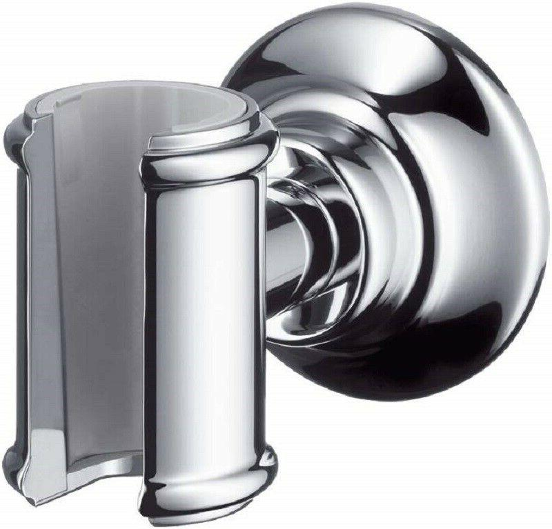 AXOR 16325820 MONTREUX WALL-MOUNTED HAND SHOWER HOLDER, BRUS