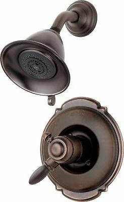 Delta 17 Series Victorian Monitor ScaldGuard Shower Trim, w/