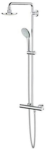 Grohe 26128000 Euphoria 2.5 Gpm 1-Spray Shower System with T