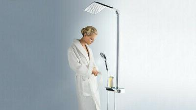 Hansgrohe Select Showerpipe with Shower
