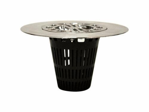 3 Basket Hair Catcher Shower Drain Waste Strainer Filter Net