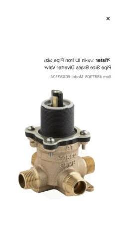 Pfister 0X8-310A Single Control Pressure Balance Tub/Shower