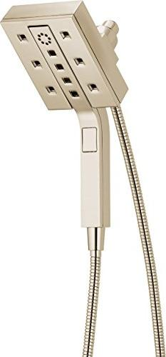Delta Faucet 4-Spray Touch Clean H2Okinetic In2ition 2-in-1