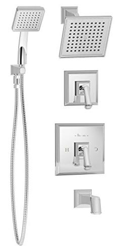 Symmons 4206-1.5-TRM Oxford tub Trim with Hand Shower & Leve