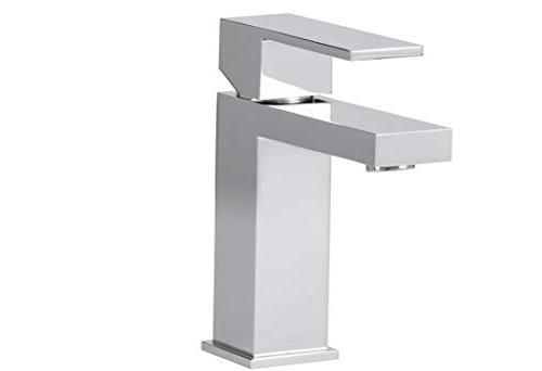 Delta Modern Single-Handle Bathroom Faucet Assembly,