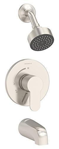 Symmons S-6702-TRM-STN Identity 1-Handle Tub & Shower Faucet