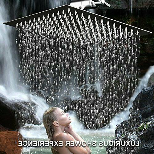 Showerhead Adjustable Extension S