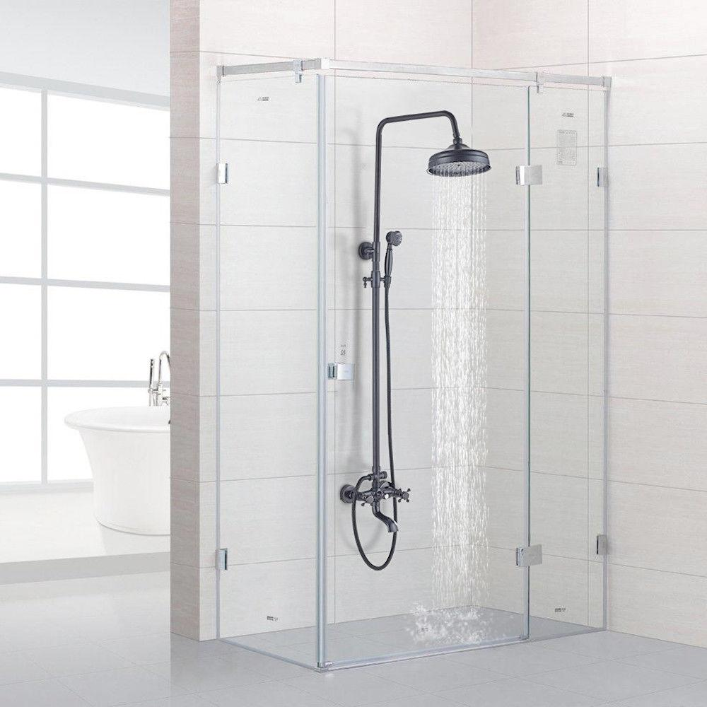 "8"" Rain Shower Faucet Shower"