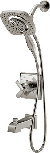 Delta Faucet Ashlyn 17 Series Dual-Function Tub and Shower T