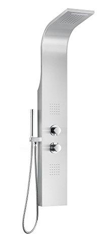 Anchorage Series 60-inch Full Body Shower Panel System with