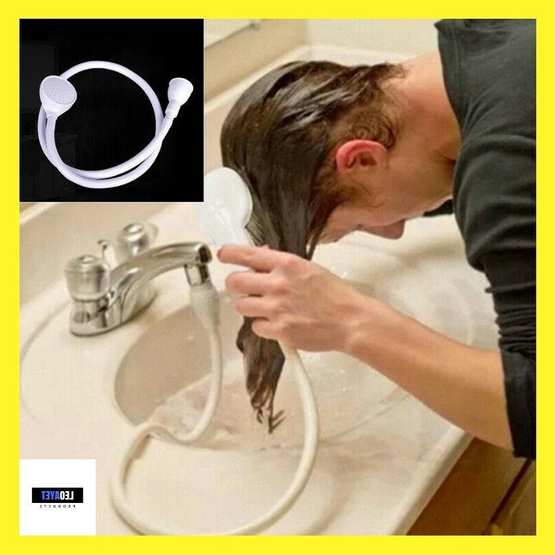 Bath Shower Spray Hose Push Mixer accessories