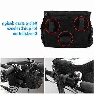 Cycling Bags Bicycle Bike Handlebar Front Pannier