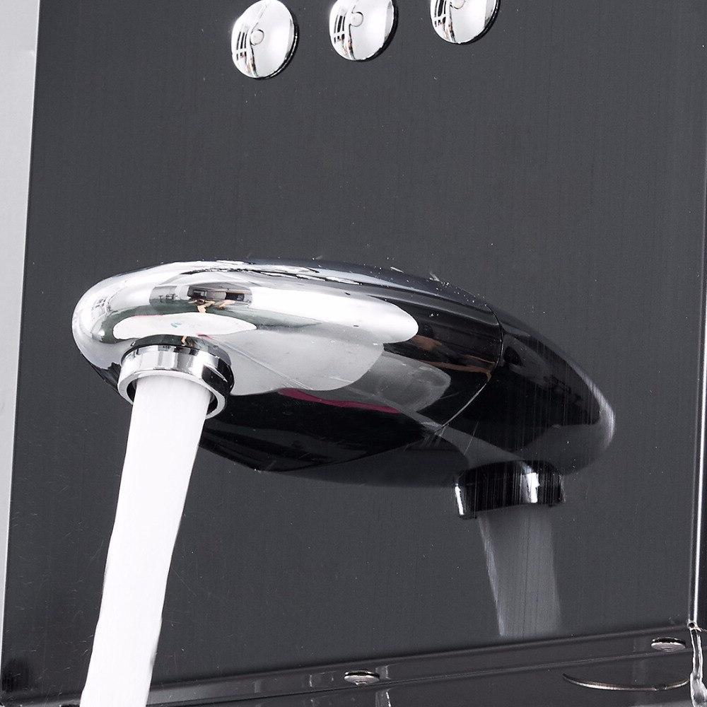 Fapully Rainfall Mounted SPA System Jets & Hand